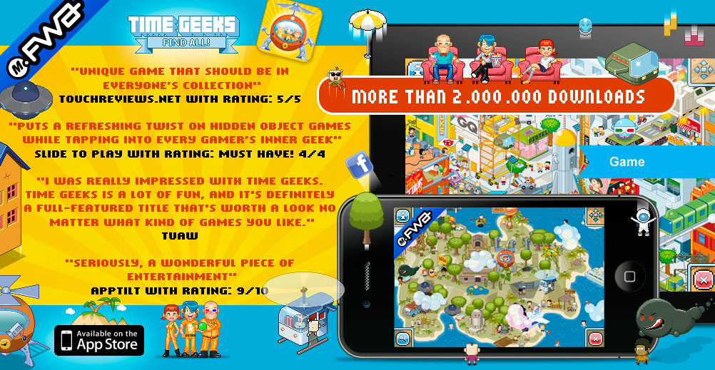 Time Geeks Game